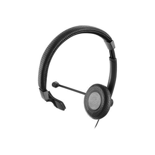 Sennheiser Electronic SC 40 USB CTRL BLACK - Culture Plus - headset - on-ear - black (506500)