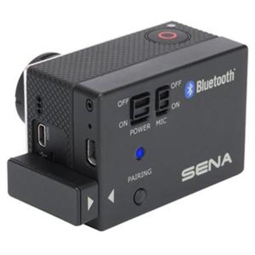 Sena Bluetooth Audio Pack with Waterproof Housing for GoPro HERO3, HERO3+, HERO4 GP10-02