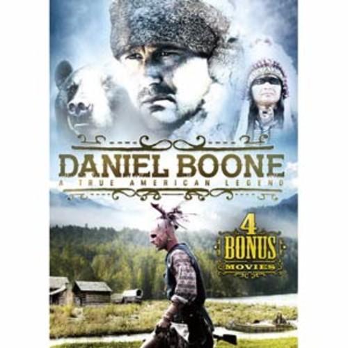 Daniel Boone:Amricn Lgen 38374 Adventure