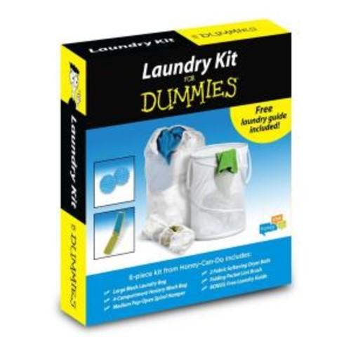 Honey-Can-Do Basic Laundry for Dummies Kit