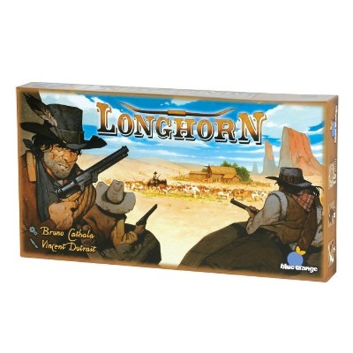Longhorn Game by Blue Orange Games