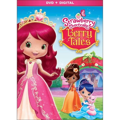 Strawberry Shortcake: Berry Tales [DVD]