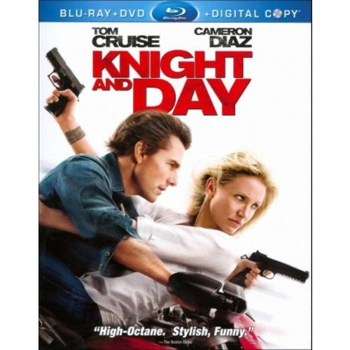 Knight and Day (3 Discs) (Includes Digital Copy) (Blu-ray/DVD)
