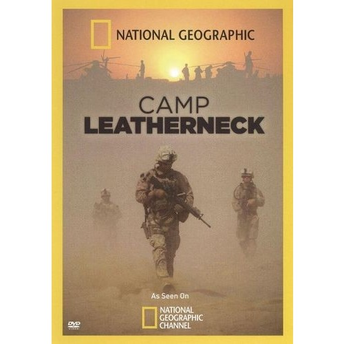 National Geographic: Camp Leatherneck [DVD] [English] [2010]