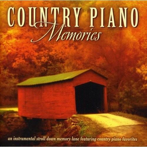 Country Piano Memories [CD]