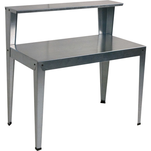 Poly-Tex Galvanized Steel Potting Bench, Model# HG2000