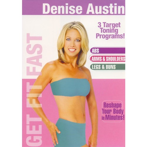 Denise Austin: Get Fit Fast [DVD]