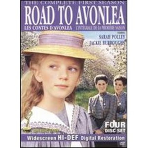 Road to Avonlea: The Complete First Season [4 Discs]
