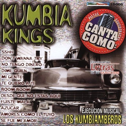 Canto Como: Kumbia Kings [CD]