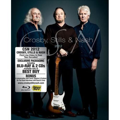 CSN 2012 [Best Buy Exclusive] [Blu-Ray Disc]