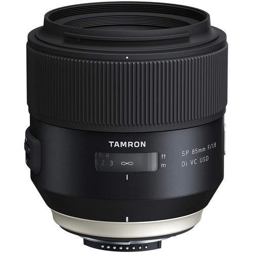 SP 85mm f/1.8 Di VC USD Lens for Nikon F