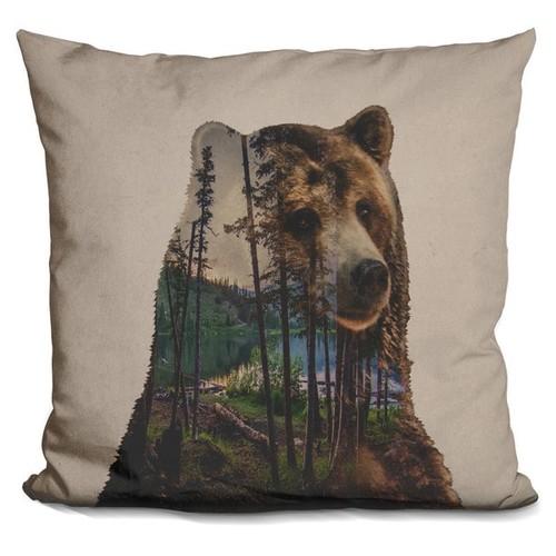 Davies Babies 'Bear Lake' Throw Pillow