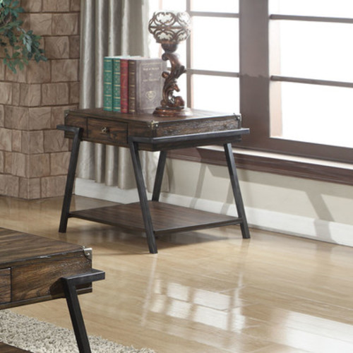 Macall End Table