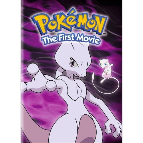 Pokemon: The First Movie - Mewtwo Strikes Back [DVD] [1998]