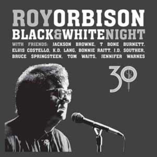 Black & White Night/Cd Orbison, Roy