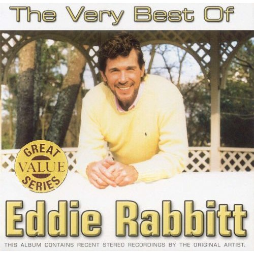 The Very Best of Eddie Rabbitt [CD]