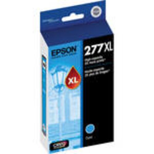 277XL High-Capacity Cyan Ink Cartridge