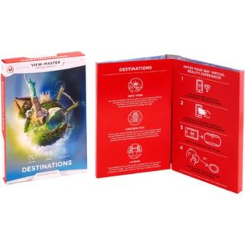 Mattel View-Master Experience Pack Destinations