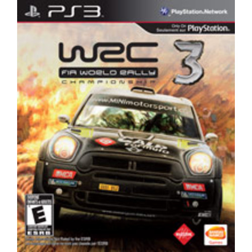 WRC 3 FIA World Rally Championship 2012 [Pre-Owned]