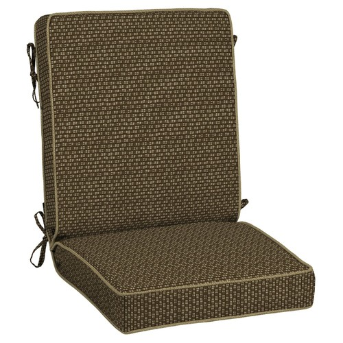 Bombay Outdoors Rhodes Texture Reversible Chair Cushion