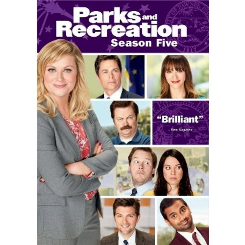 Parks and Recreation: Season Five [3 Discs]
