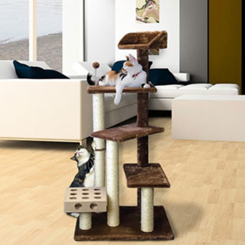 Cat Clubhouse Playground Cat Tree