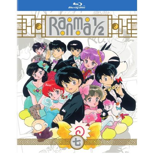 Ranma 1/2: Set 7 [Blu-ray]