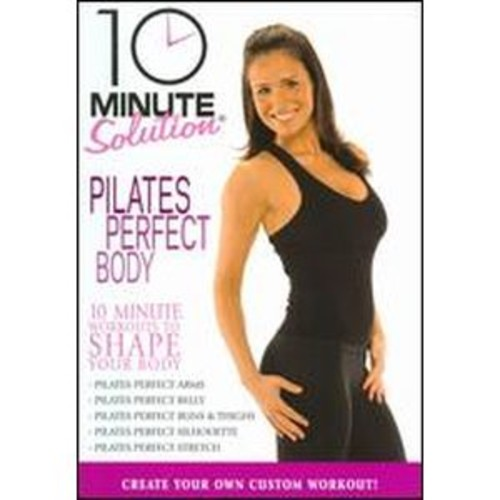 10 Minute Solution: Pilates Perfect Body DD2
