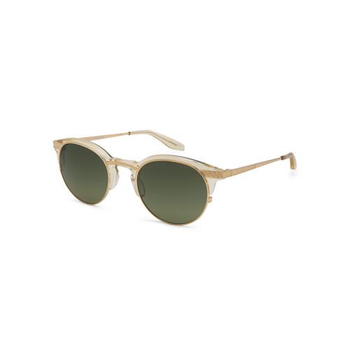 BARTON PERREIRA Roux Polarized Round Sunglasses