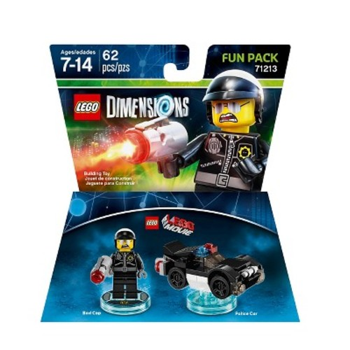 LEGO Dimensions - LEGO Movie Fun Pack - Bad Cop