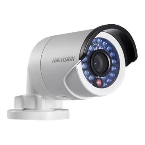 Hikvision DS-2CD2042WD-I - Network surveillance camera - weatherproof - color (Day&Night) - 4 MP - 2688 x 1520 - M12 mount - fixed focal - LAN 10/100 - MJPEG, H.264 - DC 12 V / PoE