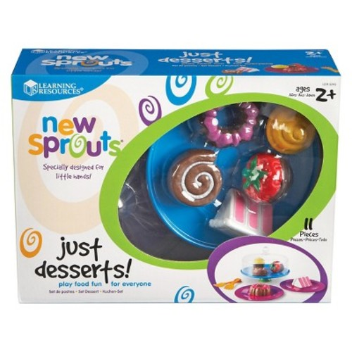 Learning Resources New Sprouts Just Desserts! Set