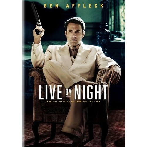 Live by Night [DVD] [2016]