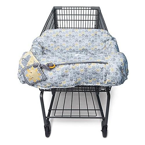Boppy Shopping Cart Cover in Sunshine