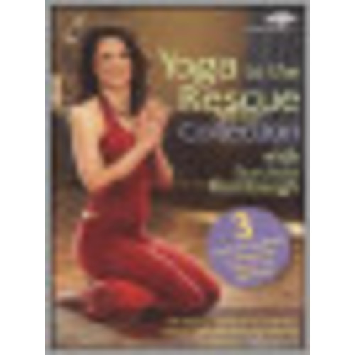 Yoga to the Rescue Collection [3 Discs] [DVD]