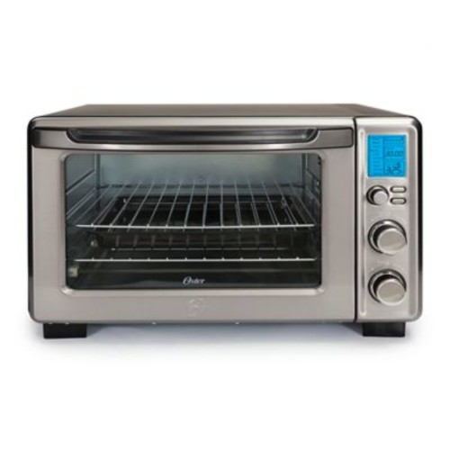 Oster Toaster Oven in Black Stainless