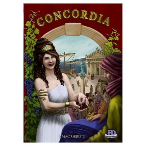 Rio Grande Games Concordia Game Board Game