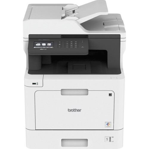 Brother MFC-L8610CDW Business Wireless Color Laser All-in-One Printer, Scanner, Copier, Fax