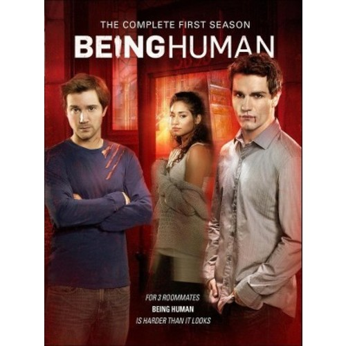 Being Human: The Complete First Season (4 Discs) (dvd_video)