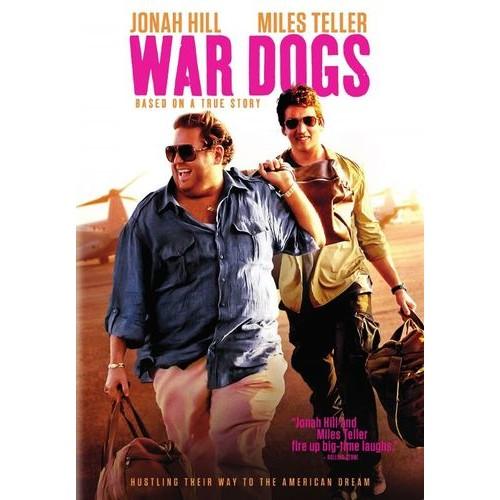 War Dogs [DVD] [2016]
