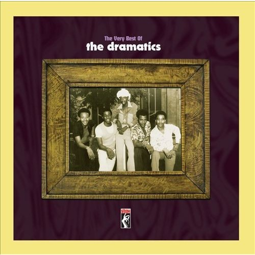 The Very Best of the Dramatics [CD]