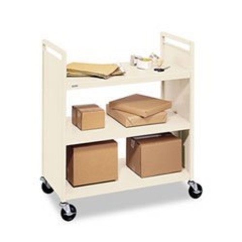 Bretford Steel Flat Shelf Cart