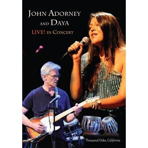 John Adorney and Daya: Live! In Concert [DVD] [2010]