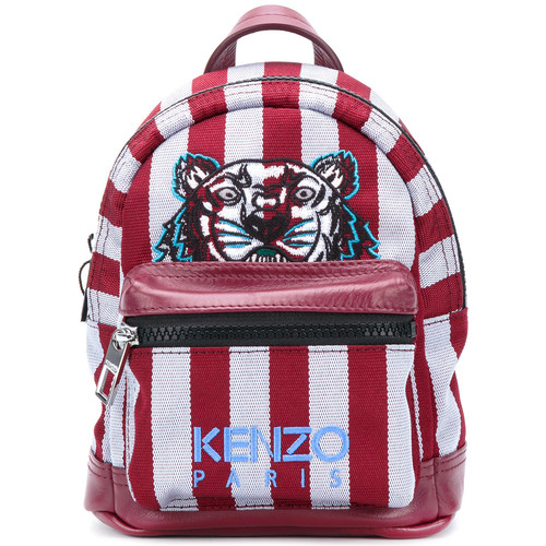 small Tiger striped backpack