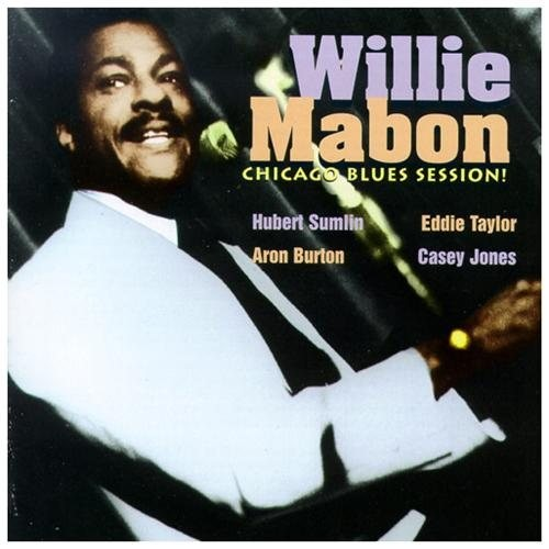 Chicago Blues Sessions CD (1995)