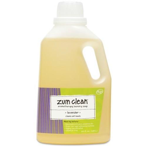 Zum Lavender Clean Laundry Soap 64 Oz, 1 Count