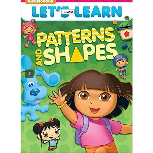 Let's Learn: Patterns & Shapes