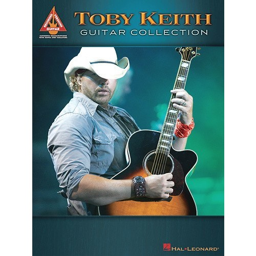 Hal Leonard - Toby Keith: Guitar Collection Sheet Music - Multi