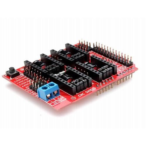 3D Printer Engraving Machine A4988 Drive Extension Board CNC Shield V3 For Arduino