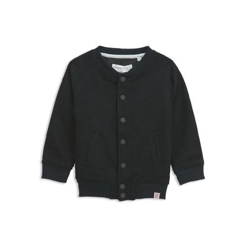 Boys' Waffle-Knit Jacket - Big Kid